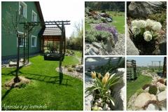 Zahrada konec dubna4