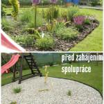 Proměna zahrady…