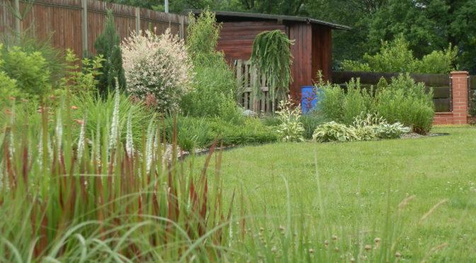 Kvetoucí zahrada není utopie